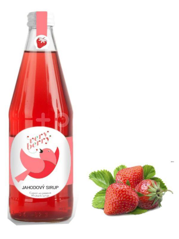 Very Berry Jahodový sirup 500ml