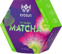 Bio Kyosun Matcha Tea 15x2g