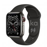 Apple Watch Series 6 GPS 40mm Black Sport Band