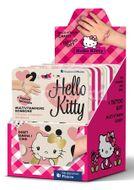 Vieste Multivitamin Hello Kitty + tetování, box 12x12 tablet