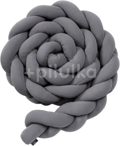 ESECO Pletený mantinel 220cm Grey