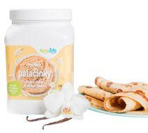 Proteinové palačinky, Ovesné vločky a příchuť vanilka