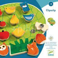 Djeco Připínací hra ClipaBoa