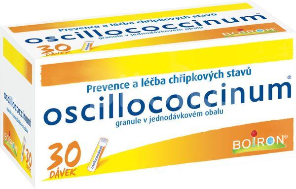 Boiron Oscillococcinum perorální granule 30x1g
