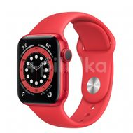 Apple Watch S6 GPS, 40mm PRODUCT(RED) Aluminium Case, PRODUCT(RED) Sport Band, Regular 1ks