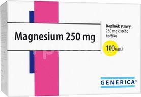 Generica Magnesium 250mg 100 tablet