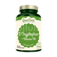 GreenFood Nutrition L-Tryptophan 90kapslí