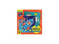 Mudpuppy Magnetické puzzle, Vesmír 2x20ks