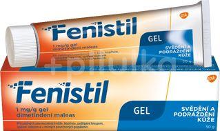 Fenistil gel 50g