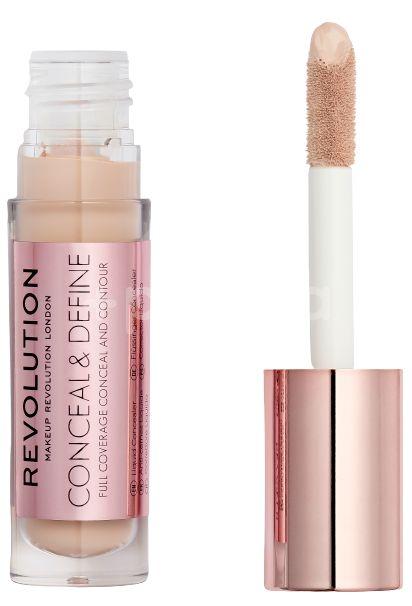 Revolution Conceal & Define C4 korektor 3,4ml