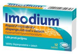 Imodium Rapid 2mg 12 tablet