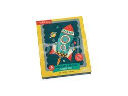 Mudpuppy Puzzle Sticks, Dopravní prostředky 24ks