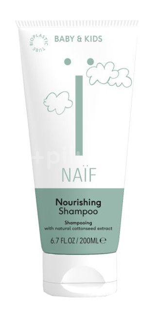 Naïf Výživný šampon pro děti a miminka 200ml