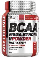 Nutrend BCAA Mega Strong Powder Meloun 500g