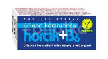 Naturvita Hořčík + Vitamín B6 60 tablet