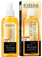 Eveline Argan + Keratin - olej na vlasy 8v1 150ml