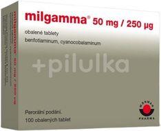 Milgamma perorální tablety 50mg 100ks