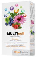 MycoMedica Multicell 60 veganských kapslí