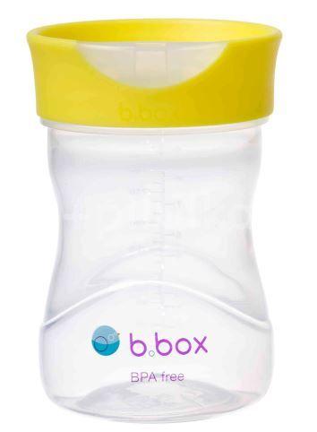 b.box Hrneček pro batolata 12m+ Žlutý