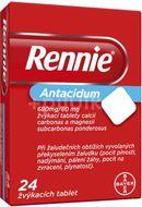 Rennie Žvýkací tablety 24ks