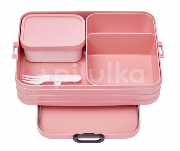 Mepal Jídelní box, Bento Velký Nordic, Růžový