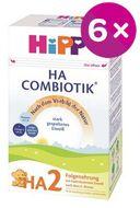 HIPP MLEKO HiPP HA2 Combiotic 6x500g
