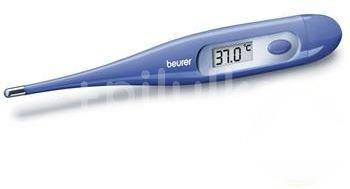 Beurer FT 09 blue modrý digitální teploměr