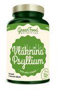GreenFood Nutrition Vláknina Psylium 96kasplí