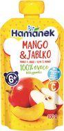 Hamánek Kapsička Mango a jablko 100g