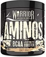 Warrior Aminos BCAA Powder krazy cola 360g