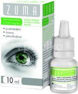 ZUMA Oční kapky se světlíkem lékařským 10ml