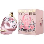 Police To Be Tattooart For Her EdT 40ml