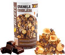 Mixit Granola z pece - Čokoláda 570g
