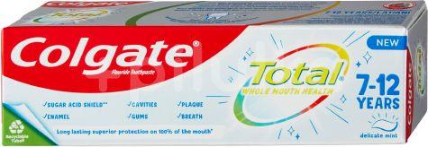 Colgate Total Junior zubní pasta pro děti 50ml