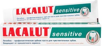 Lacalut Extra Sensitive zubní pasta 75ml