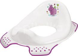 Keeper Adaptér na WC Hippo Bílá