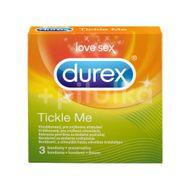 Durex Tickle Me kondomy 3ks