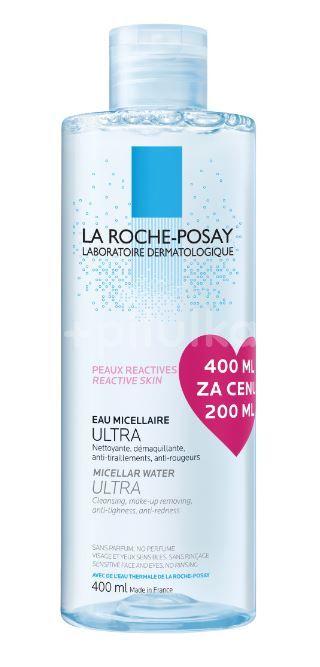 La Roche-Posay Micellar Reactive voda 400ml