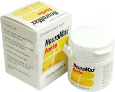Neuromax Forte 20 tablet