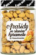 BIG BOY® Arašídy ve Slaném karamelu @mamadomisha 300g
