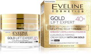 Eveline Gold Lift Expert Day & Night cream 40+ 50ml
