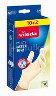 Vileda MultiLatex rukavice S/M 10+2ks