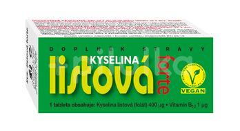 Naturvita Kyselina listová Forte 60 tablet