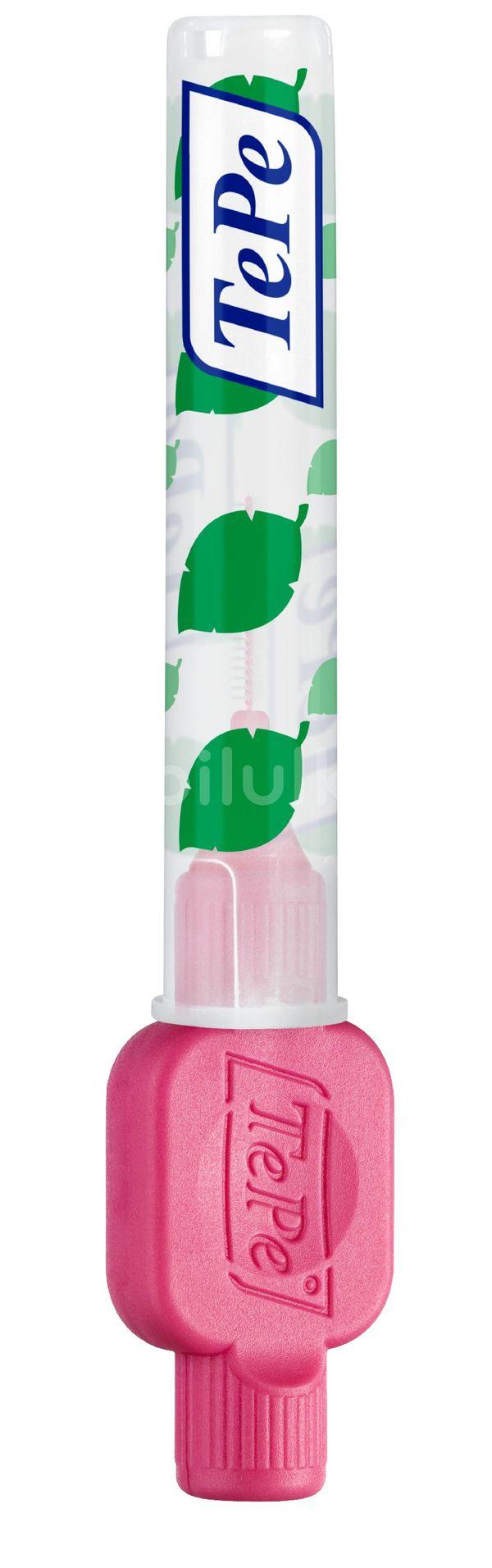 TePe Mezizubní kartáček G2 růžový 0,4mm 6ks