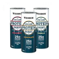 Weider Low Carb Protein Shake 250ml různé varianty