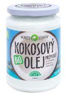 Purity Vision Bio Kokosový olej 600ml