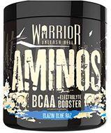 Warrior Aminos BCAA Powder lemon lime 360g