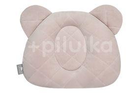 Sleepee Fixační polštář Royal Baby Teddy Bear, růžová