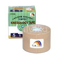 TEMTEX Kinesio tape béžová 5cmx5m