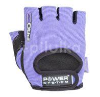 Power System Rukavice Pro Grip fialová M